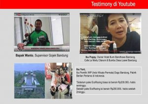 testimoni eco racing dari youtube