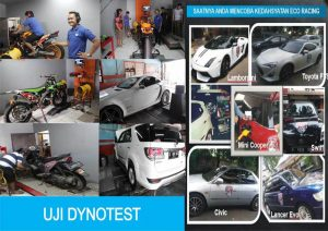uji dynotest ecoracing